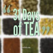 31 Days of Tea Reviews
