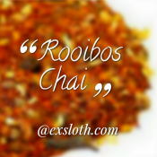 Rooibos Chai Tea Review