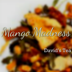 mango madness tea
