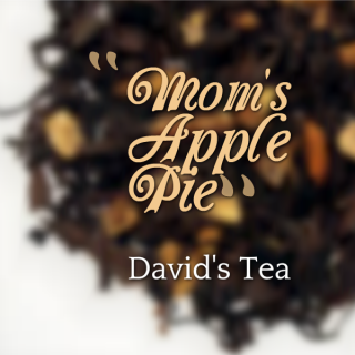 Mom's Apple Pie Tea Review