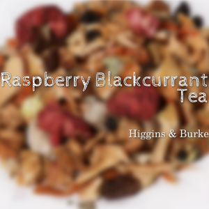 Raspberry Blackcurrant Tea