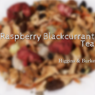 Raspberry Blackcurrant Tea Review