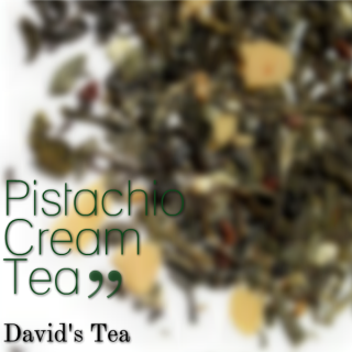 Pistachio Cream Tea Review