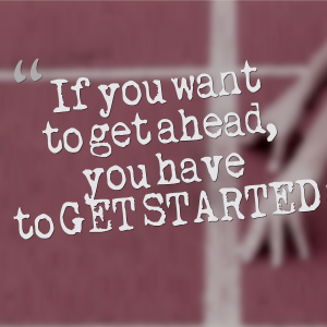 fitspiration: get started