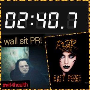 wall sit PR