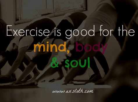 Image result for working out is great for the mind and body