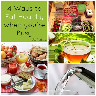 Busy? Stay Fueled the Healthy Way