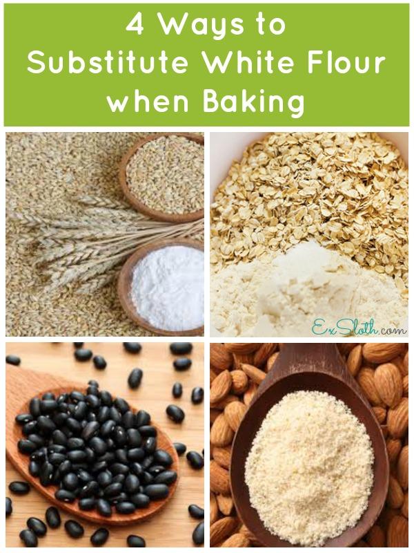 replacing cake flour