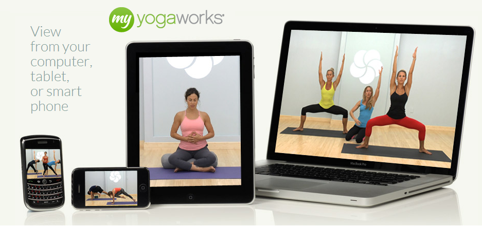 MyYogaWorks - At Home Yoga | ExSloth.com