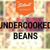 Undercooked Beans can actually be harmful to your body. Here's how via @ExSlorh | ExSloth.com