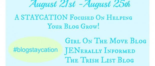 Blog Staycation   @ExSloth