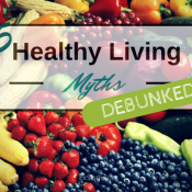 Healthy Living Myths Debunked | ExSloth.com