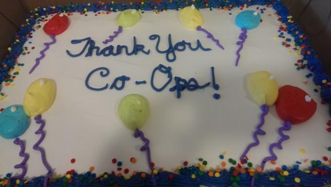 Co-op Cake