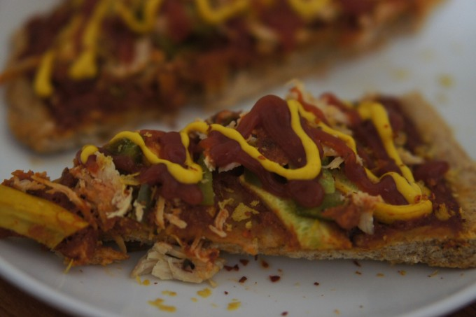 Homemade Pizza   @ExSloth