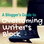 Writer's Blog and the Frustrated Blogger