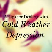 5 Tips for Dealing with Cold Weather Depression via @ExSloth | ExSloth.com5 Tips for Dealing with Cold Weather Depression via @ExSloth | ExSloth.com