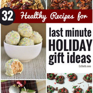Last Minute Edible Christmas Gifts