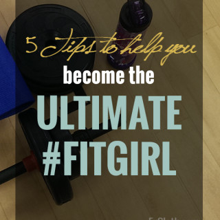 5 Habits of Ultimate Fit Girls