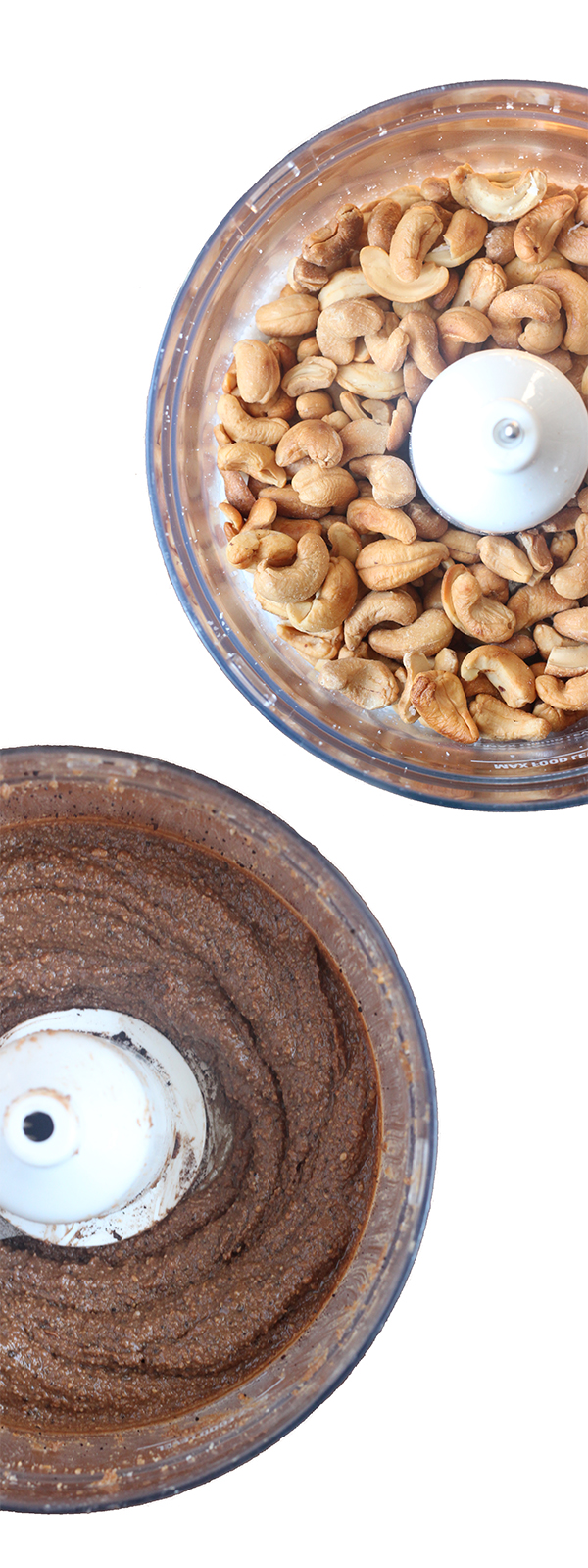 This coconut mocha cashew butter is creamy, salty-sweet, full of delicious mocha flavour and - best of all - ready in under 20 minutes @ExSloth.com #vegan