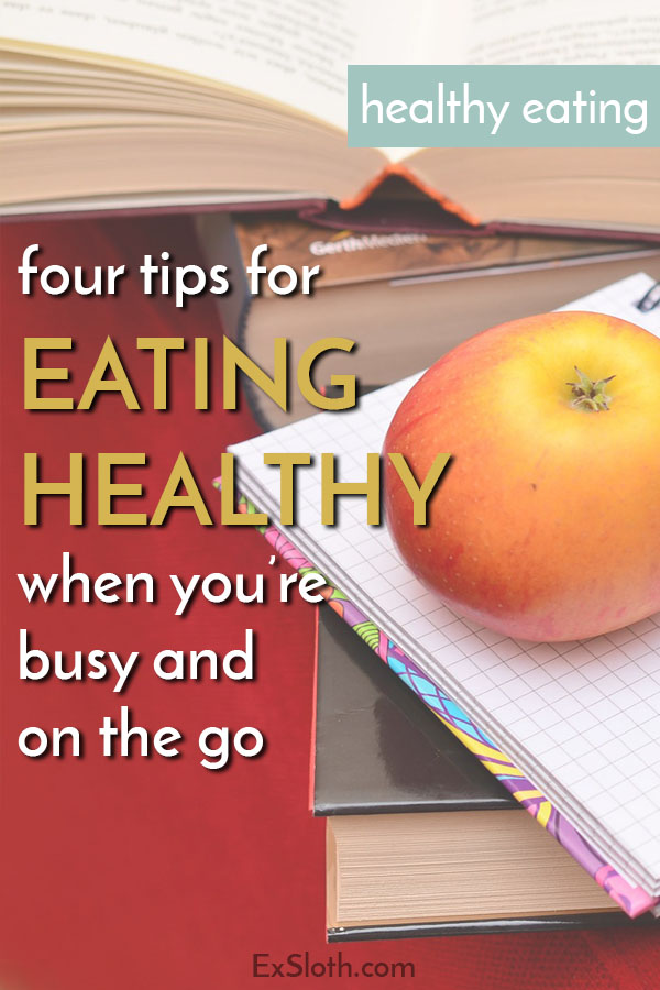 Busy stay fueled the healthy way diary of an exsloth eat healthy when busy and on the go via exsloth exsloth ccuart Images