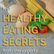 4 healthy eating secrets from the experts at canfitpro world fitness expo via @ExSloth | ExSloth.com