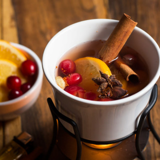 DIY Holiday Simmering Spices for One Room