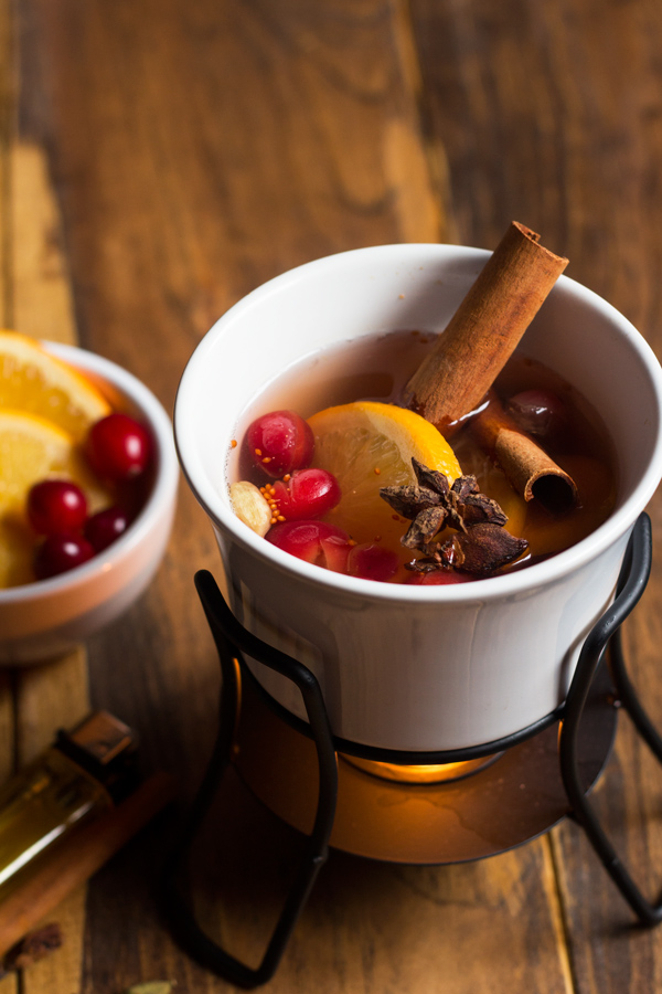 Holiday Simmering Spices for one room (Orange & Cranberry) via @ExSloth | ExSloth.com