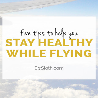 5 Tips to help you stay healthy while traveling
