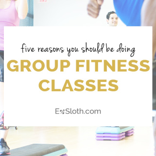 5 reasons you should start doing Group Fitness Classes ASAP