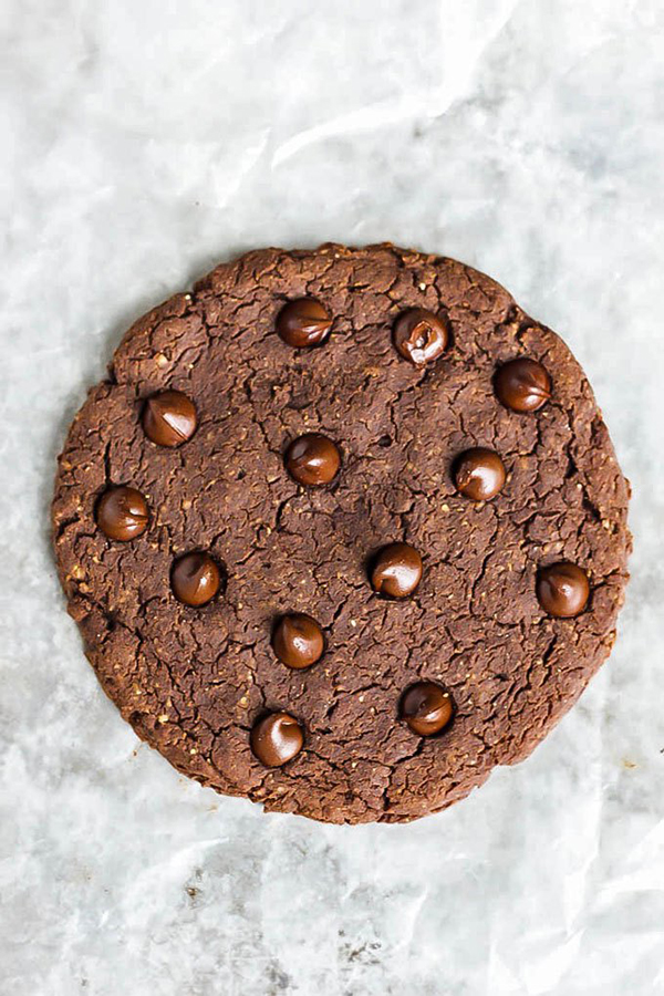 Huge Chocolate Protein Cookie