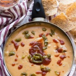 Easy Nut-Free Vegan Queso Dip