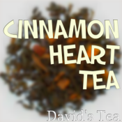Cinnamon Heart Tea
