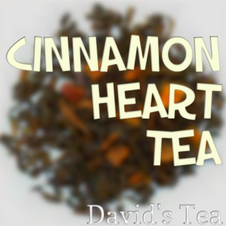 Cinnamon Heart Tea Review