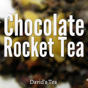 Chocolate Rocket Tea