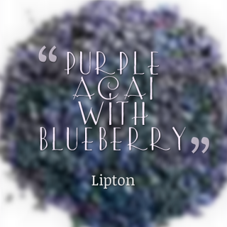 Purple Acai with Blueberry Tea Review