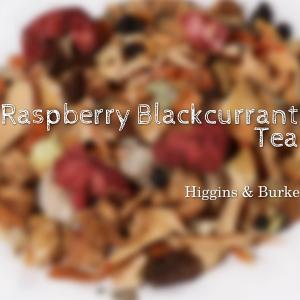 Raspberry Blackcurrant Tea