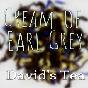cream of earl grey