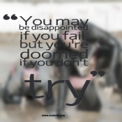 fitspiration: you're doomed if you don't try 2