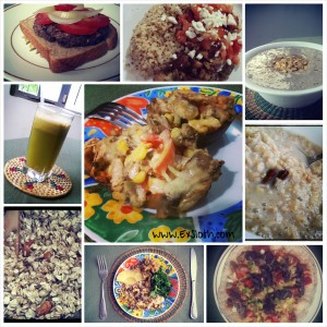 Clean Eating holidays 2014