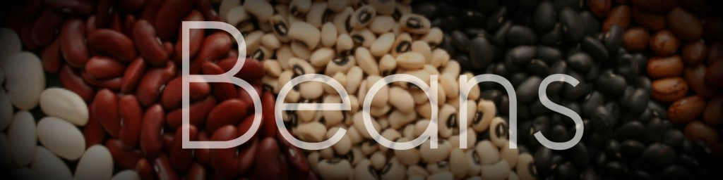 beans heading
