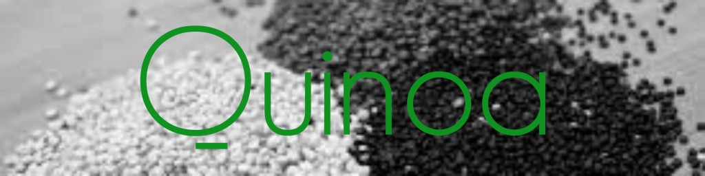 quinoa heading
