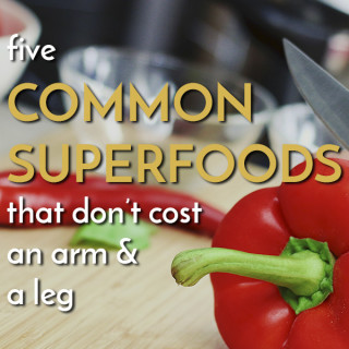 5 Non-Exotic, Everyday Superfoods