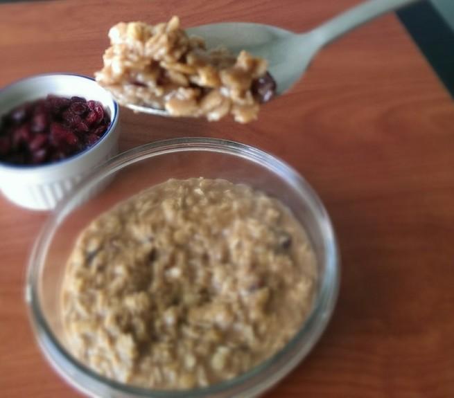 cinn roll oats