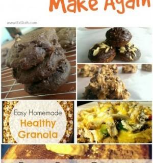 WIAW: Healthy Recipes I need to Make Again