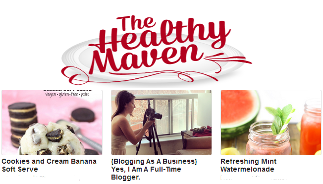 the healthy maven