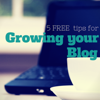 5 ways to grow your blog without breaking the bank