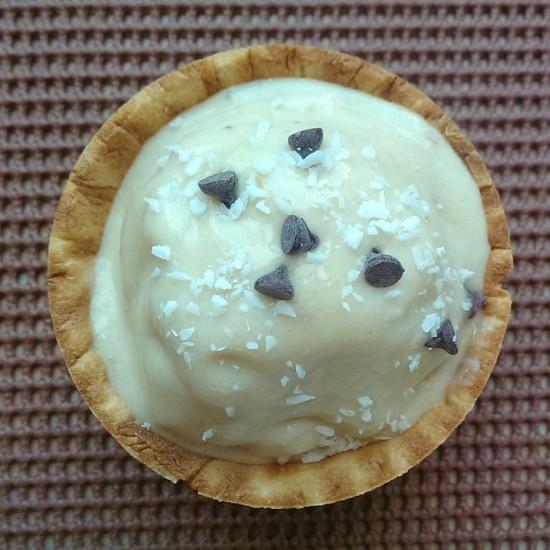 Dairy-Free Banana 'Ice-Cream' | @ExSloth