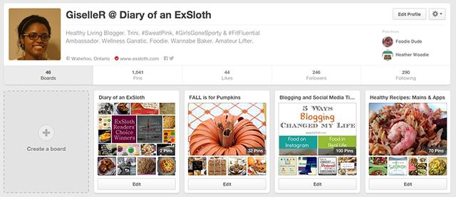 ExSloth Pinterest