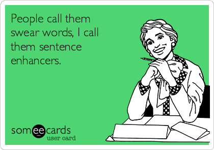 swear words