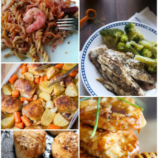 20 Meat & Seafood Recipes for Dinner Inspiration